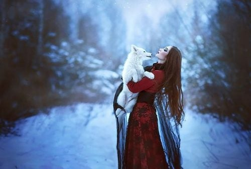 L'exemple du Petit Chaperon rouge : affronter ses peurs, pour revêtir la peau du loup