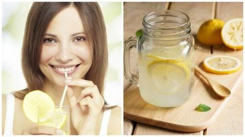 9 bienfaits que vous obtenez en commençant votre journée en buvant de l'eau tiède avec du citron