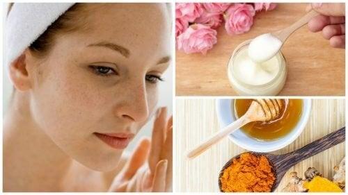 5 crèmes naturelles contre les taches du visage