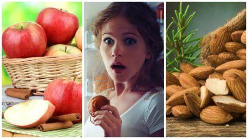 Les 7 aliments qui agissent comme des coupe-faim