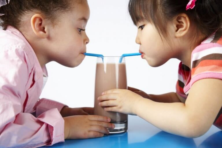de milk-shake