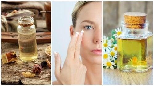 Réduisez les ridules du contour de l'œil avec ces six huiles essentielles