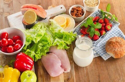 Régime alimentaire contre les allergies saisonnières.
