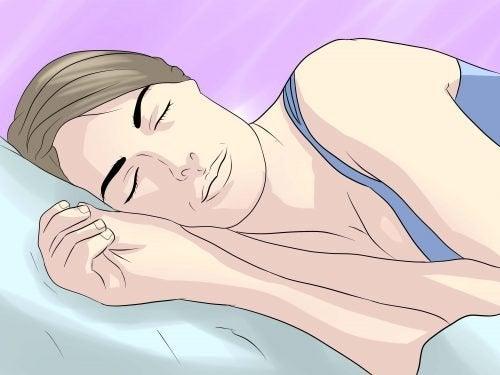 Votre position nocturne en dit long sur vous