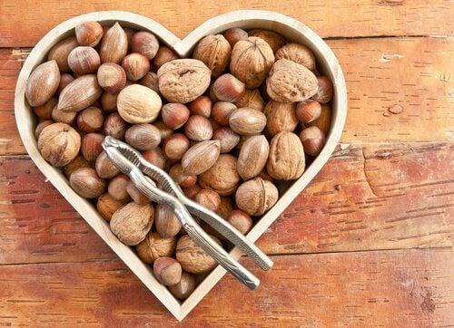 Les pistaches pour traiter l'hypothyroïdie.
