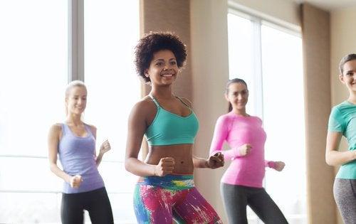Danser pour brûler des calories.