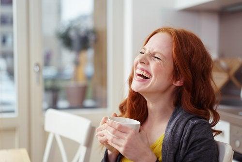 Autres solutions naturelles anti-stress : rire