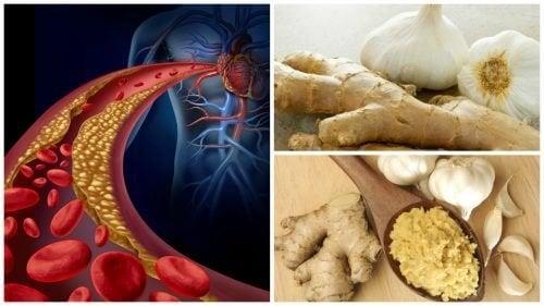 Remède contre l´hypertension et le cholestérol