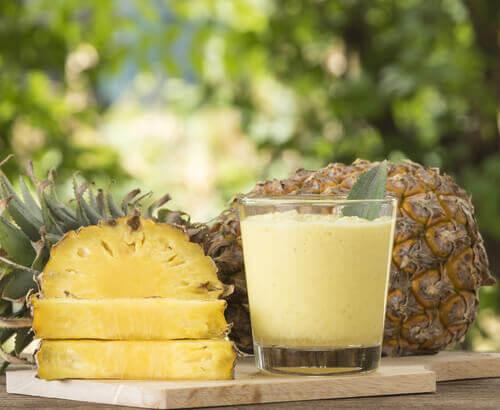 5 bienfaits de manger de l'ananas : source de vitamine C