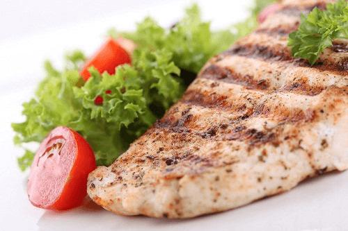aliments coupe-faim : poisson bleu
