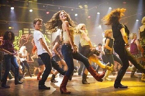 effet de la danse sur votre cerveau !