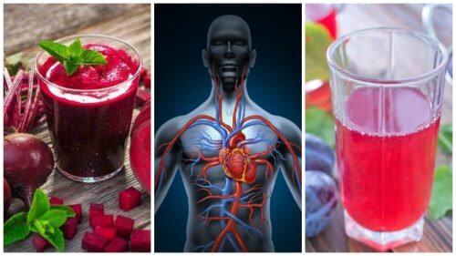 5 boissons naturelles pour améliorer la circulation sanguine