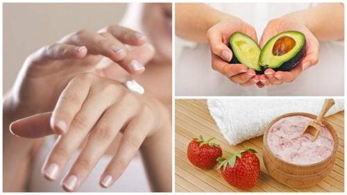5 traitements maison pour prévenir les rides sur les mains