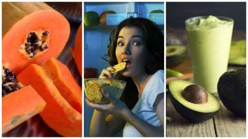 6 aliments que vous pouvez consommer pour contrôler vos troubles alimentaires