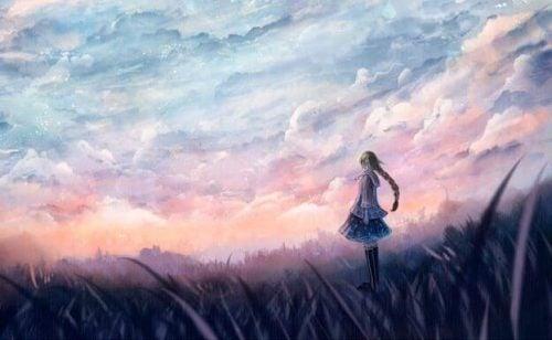 Quand je m'y attendais le moins, le silence m'a apporté toutes les réponses