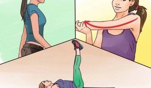 Comment avoir une plus grande souplesse dans les muscles