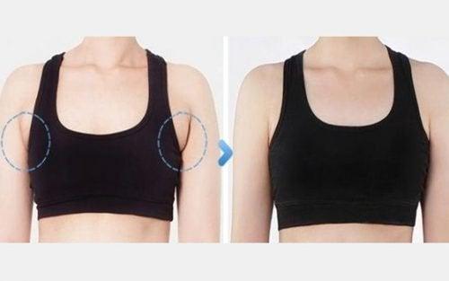 comment réduire la graisse dorsale pendant la grossesse