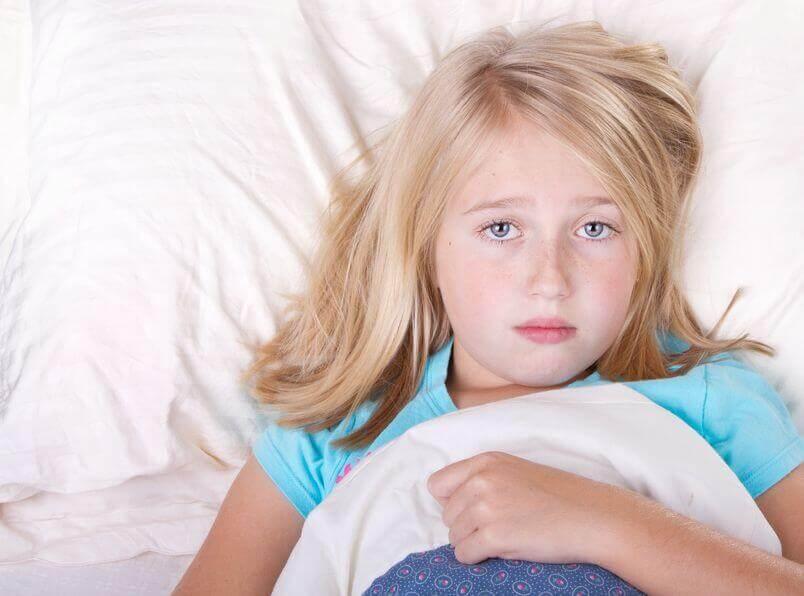 problèmes de comportement et sommeil chez les enfants