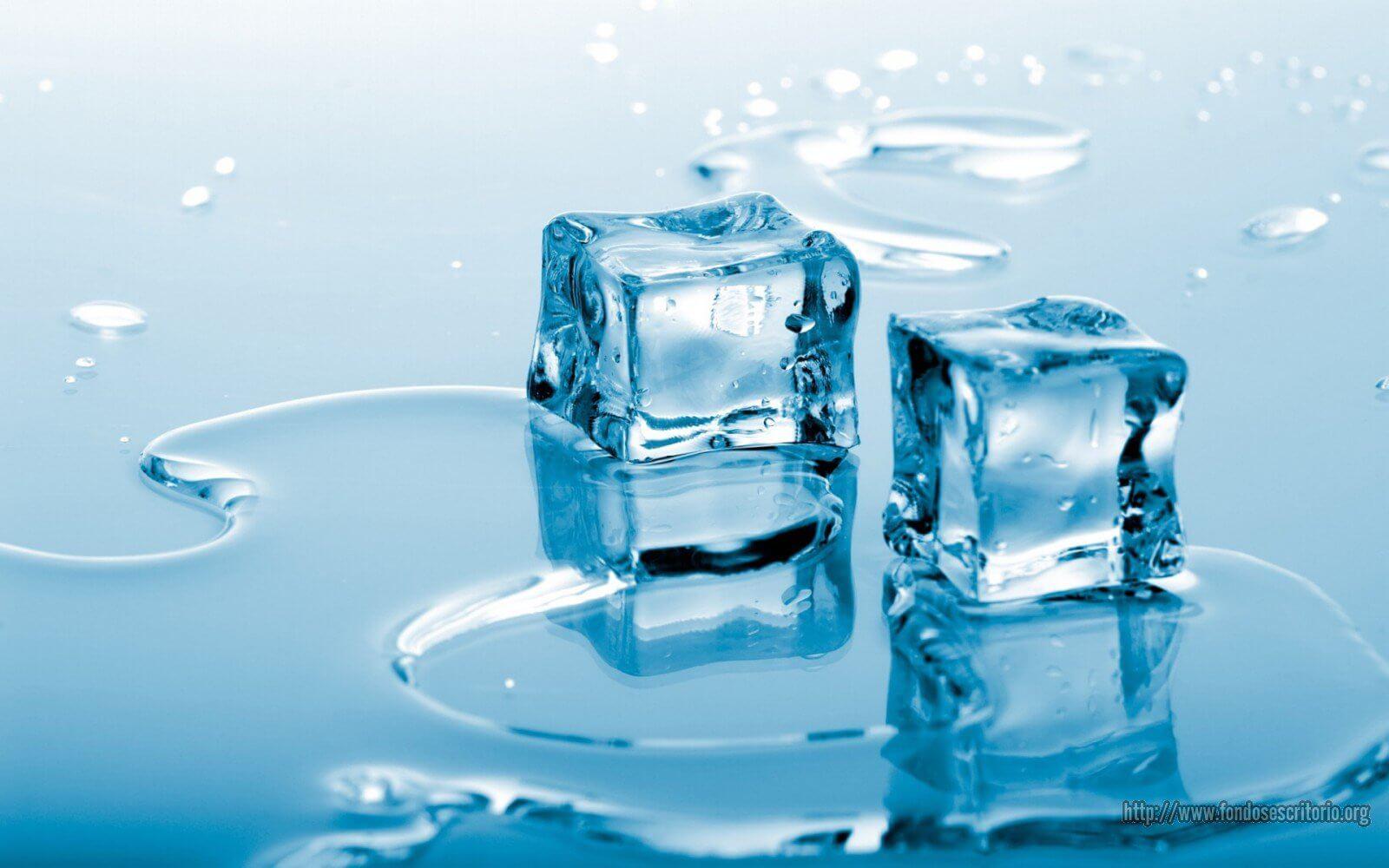 Le point Feng Fu stimulation grâce à une thérapie avec de la glace