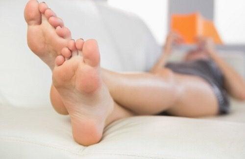Bains des pieds