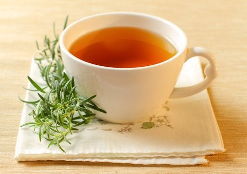 thé au romarin