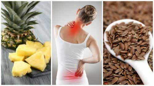 7 aliments pour soulager l'inflammation et la douleur
