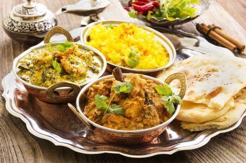 cuisine indienne pour perdre du poids