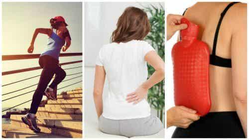 8 conseils qui vous aideront à surmonter les douleurs lombaires de manière naturelle