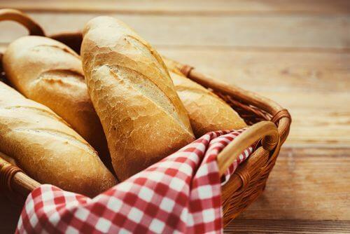 les crackers aux graines sont à préférer au pain