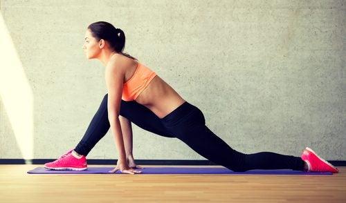 Exercice pour brûler des graisses et améliorer la posture