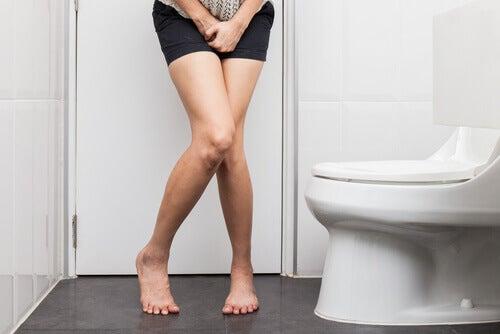 problème de vessie et fibrome