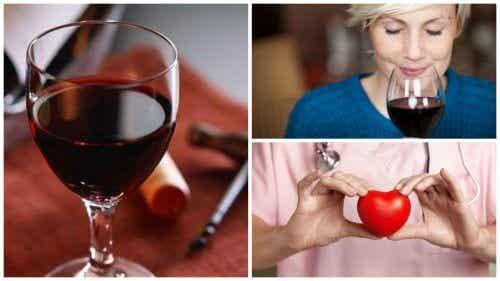 10 raisons pour lesquelles le vin rouge est bon pour la santé