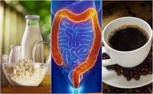 Inflammation du colon : 8 aliments à éviter
