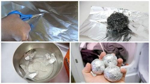 8 usages domestiques du papier aluminium
