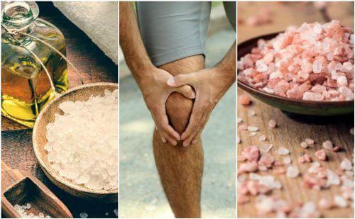 Contrôlez l'inflammation et soulagez les douleurs dans les genoux avec ce mélange médicinal de 2 ingrédients