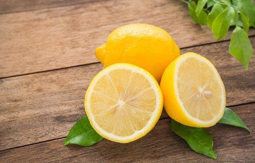 le citron pour éclaircir vos aisselles