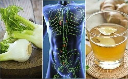 6 remèdes naturels pour nettoyer votre système lymphatique