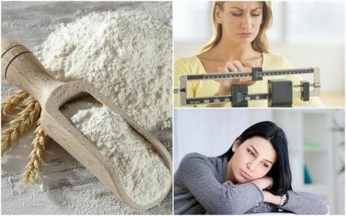 Pourquoi devez-vous éviter les farines raffinées ? Découvrez leurs 7 effets négatifs