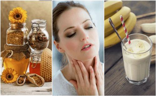 Soulagez la gorge sèche avec ces 6 remèdes naturels