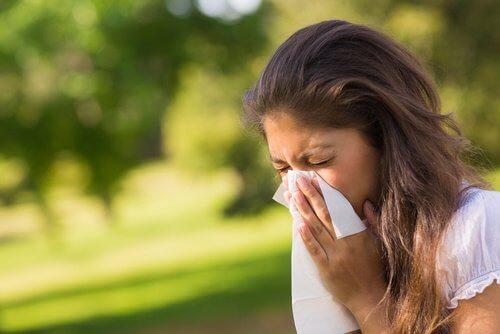 Les différences entre asthme et allergie de printemps
