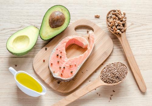 aliments en fibres pour contrôler la fatigue