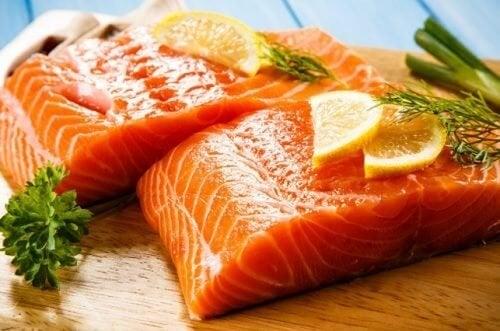 Découvrez les bienfaits du saumon ainsi qu'une merveilleuse recette