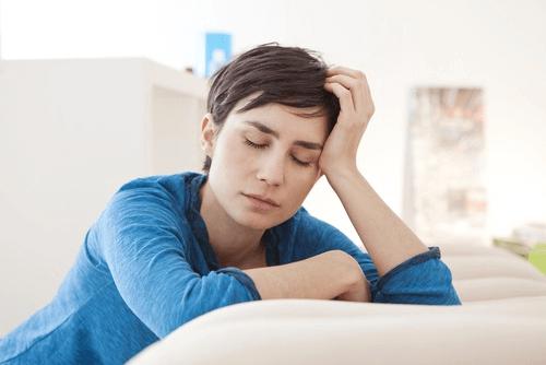 sensation de fatigue