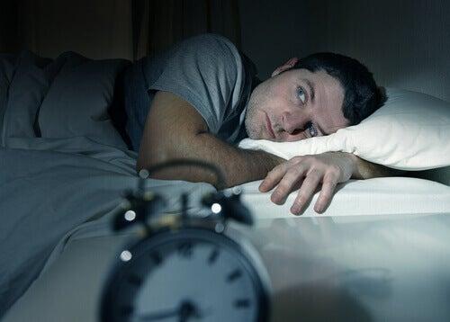 les différents types d'insomnie