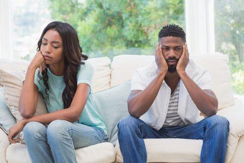 Insatisfaction dans une relation