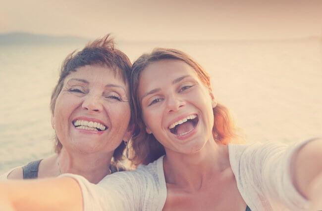 les mères - relation avec sa fille