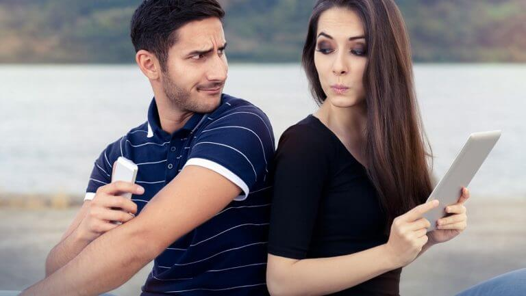 La confiance dans la relation de couple.