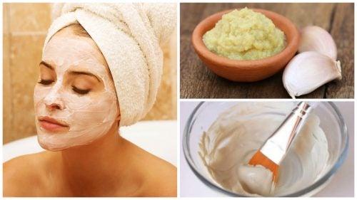 Comment faire un masque à l'ail pour détoxifier et rajeunir la peau