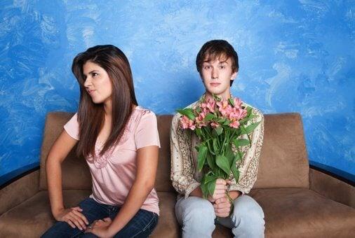 Le mépris dans la relation de couple.