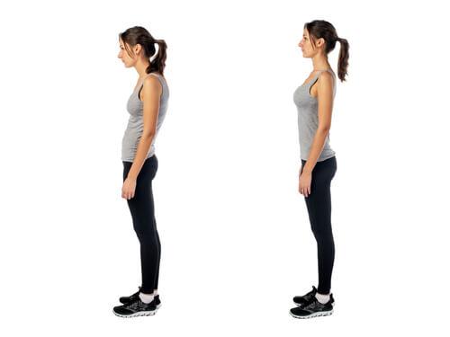 comment améliorer la posture